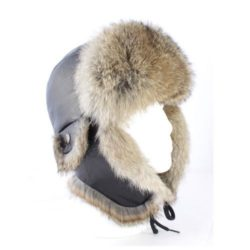 kids winter hats chapeau-enfant aviateur-fourrure-lapin