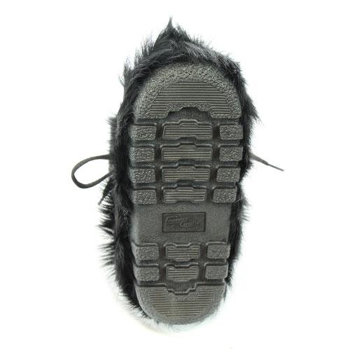 e187571960af Classic Black Beaver Fur Winter Boots - Quality   Comfort