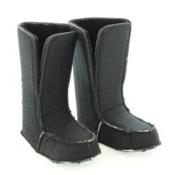 Removable inner bootie