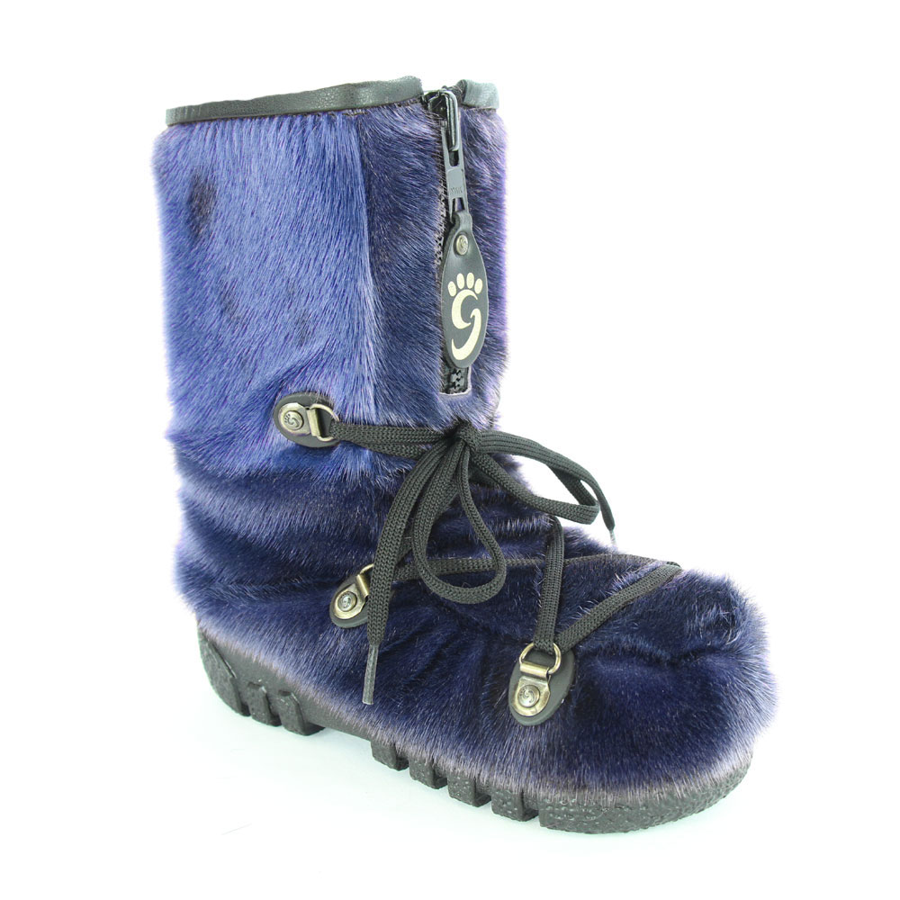 botte en loup marin kids snow boots