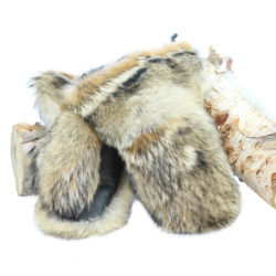 warm mittens coyote snowmobile delxue