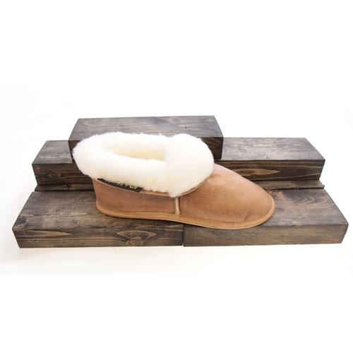 Pantoufles en mouton