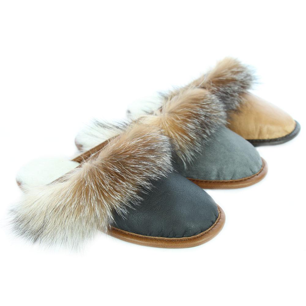 7e7e61a8f4ac Sheep skin slippers women Archives - Fourrures Grenier