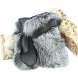 mittens Silver fox regualar