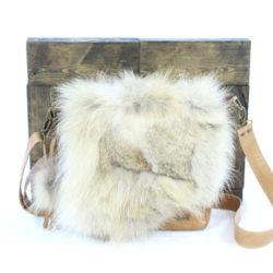 Crossbody purse jeanne buff & coyote