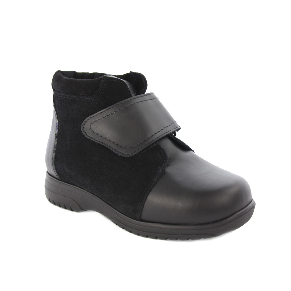 Bottes d'hiver - leather winter boots