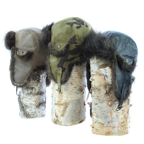 chapeau en fourrure de castor