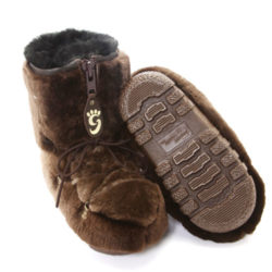 snow boots Botte de poil