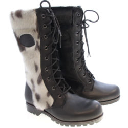 Ines seal skin boots