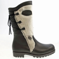 hally seal skin boots