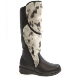 Hilary seal skin boots