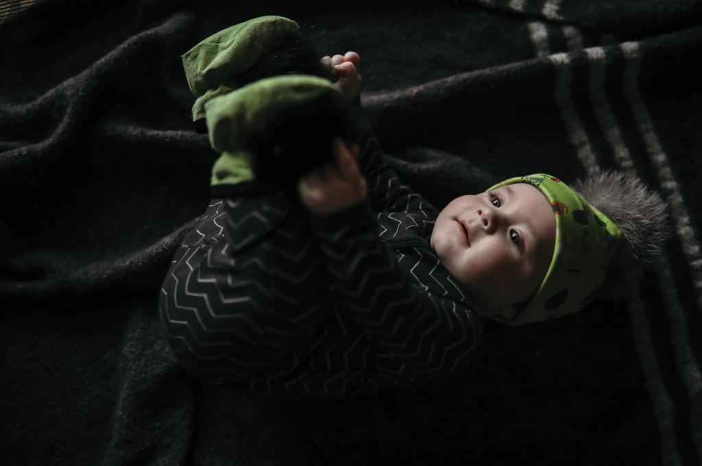 Bottines de bébé - Fourrures Grenier