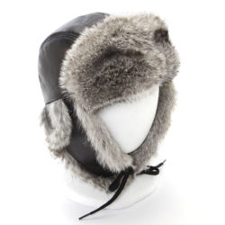 kids hats chapeau enfant avi lapin gris