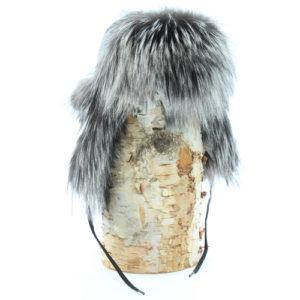 chapeau en fourrure de renard
