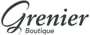 Logo - Grenier boutique